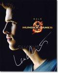 【直筆サイン入り写真】 リアムヘムズワース (ハンガーゲーム/Liam Hemsworth) 映画グッズ/オートグラフ