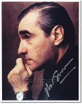【直筆サイン入り写真】マーティン・スコセッシ (Martin Scorsese/ディパーテッド 等) [映画グッズ/オートグラフ]