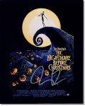 【直筆サイン入り写真】ティム・バートン (ナイトメアー・ビフォア・クリスマス/Tim Burton) [映画グッズ/オートグラフ]