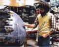 【直筆サイン入り写真】 スターウォーズ (ジョージ・ルーカス 監督/STAR WARS/George Lucas) [映画グッズ/オートグラフ]