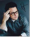 【直筆サイン入り写真】 JJエイブラムス (J.J. Abrams/フリンジ FRINGE 監督) 映画グッズ/オートグラフ