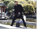 【直筆サイン入り写真】 ヒュージャックマン (ウルヴァリン:SAMURAI/Hugh Jackman) 映画グッズ/オートグラフ