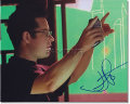 【直筆サイン入り写真】 JJエイブラムス (スターウォーズ監督) 映画グッズ/オートグラフ