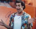 【直筆サイン入り写真】 ジムキャリー (エースベンチュラ/Jim Carrey) 映画グッズ/オートグラフ