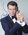 【直筆サイン入り写真】ピアース・ブロスナン (007/ジェームズボンド/Pierce Brosnan) [映画グッズ/オートグラフ]