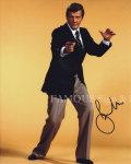 【直筆サイン入り写真】 007 ジェームズボンド ロジャー・ムーア Roger Moore /映画 グッズ ブロマイド オートグラフ