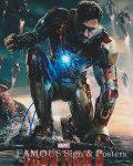 【直筆サイン入り写真】ロバート・ダウニー・Jr (アイアンマン3/Robert Downey Jr.) [映画グッズ/オートグラフ]