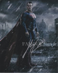 【直筆サイン入り写真】 ヘンリーカヴィル (バットマン vs スーパーマン ジャスティスの誕生/Henry Cavill) オートグラフ/映画グッズ