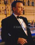 【直筆サイン入り写真】ダニエル・クレイグ (007 カジノ・ロワイヤル/ジェームズ・ボンド役/Daniel Craig) [映画グッズ/オートグラフ]