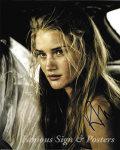 【直筆サイン入り写真】ロージー・ハンティントン=ホワイトリー (マッドマックス 怒りのデス・ロード/Rosie Huntington-Whiteley) [映画グッズ/オートグラフ]