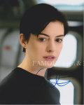 【直筆サイン入り写真】アン・ハサウェイ (インターステラー/Anne Hathaway) [映画グッズ/オートグラフ]