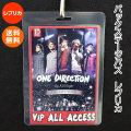 ワンダイレクション バックステージパス レプリカ One Direction 1D グッズ /アップオールナイト Up All Night: The Live Tour /送料無料