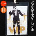 ジャスティンティンバーレイク バックステージパス レプリカ /Justin Timberlake グッズ /20/20エクスペリエンスワールドツアー コンサート /送料無料