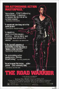 ★歳末10%OFFセール★ 【映画ポスター】 マッドマックス2 (メルギブソン/Mad Max) /片面 オリジナルポスター