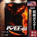 【映画ポスター】 M:I-2 ミッション インポッシブル2 トム・クルーズ グッズ フレーム別 おしゃれ インテリア アート B1に近い約69×102cm /時期入り ADV-両面 オリジナルポスター