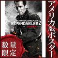 【映画ポスター】 エクスペンダブルズ2 /アーノルドシュワルツェネッガー 両面 オリジナルポスター