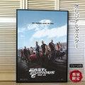 【映画ポスター】 ワイルドスピード EURO MISSION (FAST & FURIOUS 6) /cast ADV-両面 オリジナルポスター