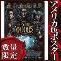 【映画ポスター】 イントゥザウッズ (INTO THE WOO両面/ジョニーデップ) /B-両面 オリジナルポスター