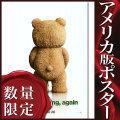 【映画ポスター】 テッド2 ted グッズ /インテリア おしゃれ フレームなし /ADV-両面 オリジナルポスター