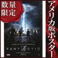 【映画ポスター】 ファンタスティックフォー (ジェイミーベル/FANTASTIC FOUR) /INT-2nd ADV-両面 オリジナルポスター