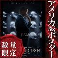 【映画ポスター】 コンカッション (ウィルスミス/Concussio) /両面 オリジナルポスター