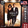 【映画ポスター】 007/慰めの報酬 007 ダニエル・クレイグ ジェームズボンド フレーム別 おしゃれ 大きい インテリア アート B1に近い約69×102cm /REG-両面 オリジナルポスター