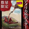 【映画ポスター】 デッドプール2 Deadpool グッズ /マーベル アメコミ /インテリア アート おしゃれ フレームなし /2nd ADV-両面 オリジナルポスター