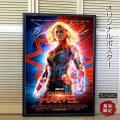 【映画ポスター】 キャプテンマーベル Captain Marvel ブリーラーソン グッズ /マーベル アメコミ インテリア アート おしゃれ フレームなし モダン /INT REG-両面 オリジナルポスター