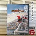 【映画ポスター】 スパイダーマン ファー・フロム・ホーム グッズ /マーベル アメコミ インテリア フレームなし /イギリス ADV-両面 オリジナルポスター