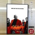 【映画ポスター】 シャフト Shaft サミュエル・L・ジャクソン /インテリア アート おしゃれ フレーム別 /ADV-両面 オリジナルポスター