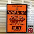 【映画ポスター】 ザ・ハント The Hunt /インテリア アート おしゃれ フレーム別 /公開中止 ADV-両面 オリジナルポスター
