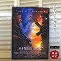 【映画ポスター】 ジェミニマン ウィル・スミス /インテリア アート おしゃれ フレーム別 /B-両面 オリジナルポスター