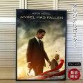 【映画ポスター】 エンド・オブ・ステイツ Angel Has Fallen ジェラルド・バトラー /アート インテリア おしゃれ フレーム別 /2nd ADV-両面 オリジナルポスター