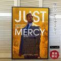 【映画ポスター】 黒い司法 0%からの奇跡 マイケル・B・ジョーダン /インテリア アート おしゃれ 約69×102cm フレーム別 /両面 オリジナルポスター