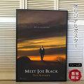 【映画ポスター】 ジョーブラックをよろしく ブラッ・ドピット /インテリア アート おしゃれ 約68×101cm フレーム別 /ADV-両面 オリジナルポスター
