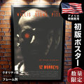 【映画ポスター】 12モンキーズ ブラッド・ピット 12 Monkeys フレーム別 おしゃれ インテリア 大きい アート /REG-両面 オリジナルポスター