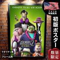 【映画ポスター】 アダムス・ファミリー2 グッズ フレーム別 おしゃれ インテリア 大きい アート B1に近い約69×99cm /ADV-片面 オリジナルポスター