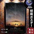 【映画ポスター】 エターナルズ marvel フレーム別 おしゃれ インテリア アート 大きい グッズ B1に近い約69×102cm /INT REG-両面 オリジナルポスター