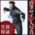 【直筆サイン入り写真】 ヒュージャックマン X-MEN フューチャー&パスト 映画グッズ/オートグラフ