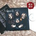 【直筆サイン入り Queen2 LPジャケット】 ブライアンメイ Brian May /クイーン グッズ ギタリスト /オートグラフ /鑑定済み