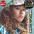 【直筆サイン入り写真】 大坂 なおみ /かわいい写真 /テニス ブロマイド オートグラフ