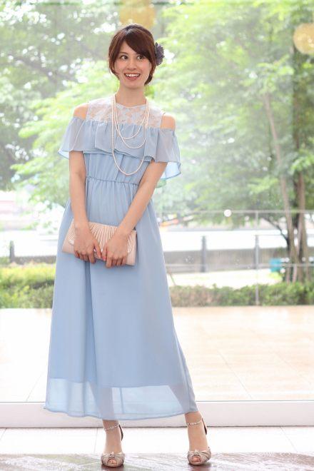 レンタルドレス ワンピース Alicia