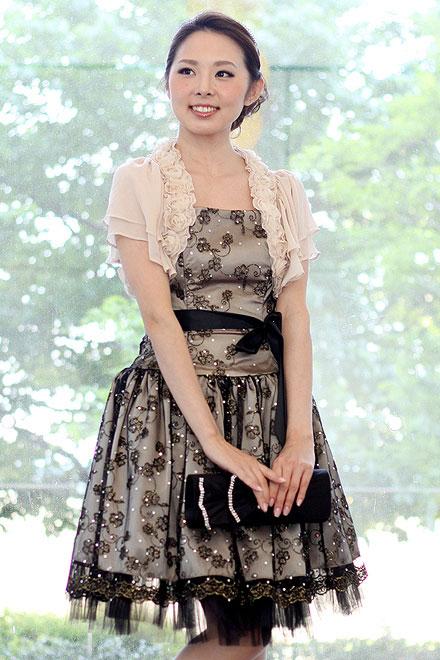 レンタルドレス ベアドレス Beryl