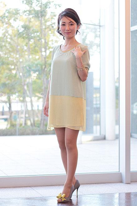 レンタルドレス デートスタイル Kanon