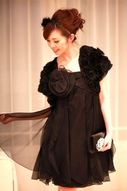 レンタルドレス リトルブラックドレス Karen