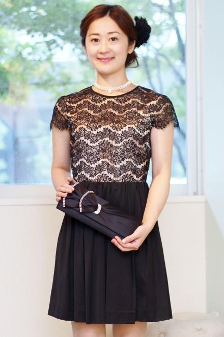 レンタルドレス リトルブラックドレス Masa