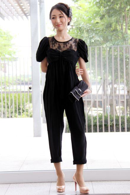 レンタルドレス リトルブラックドレス Rita