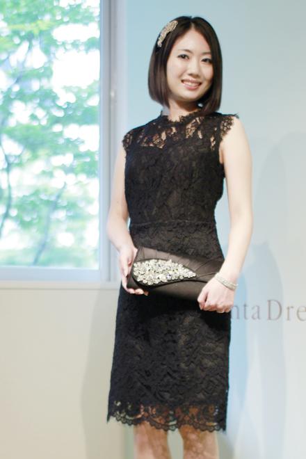レンタルドレス リトルブラックドレス TaeHee