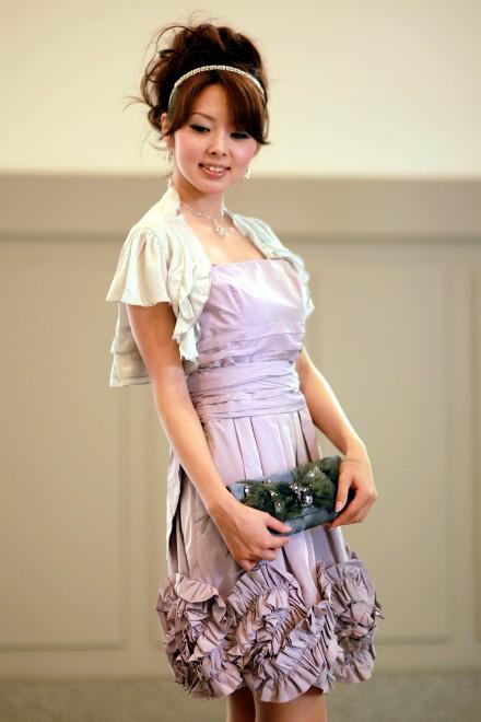 レンタルドレス ベアドレス Violet