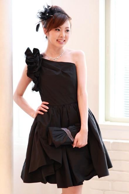 レンタルドレス リトルブラックドレス Liliana